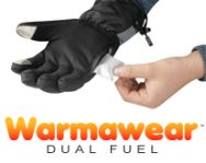 Warmawear's exciting new Dual Fuel innovation