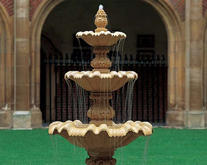Classical Tiered Fountains
