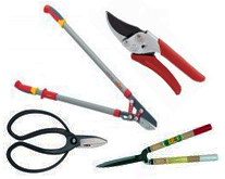 Cutting and Pruning Tools