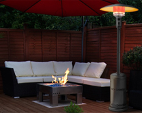 View All Patio Heaters