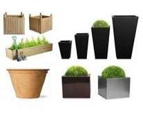 Planter materials - what they are and how to choose