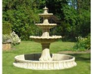 Sandstone, Slate & Granite Water Features
