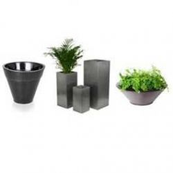 Zinc Planters - Information & Care Guide
