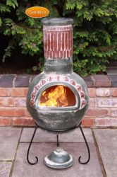 chimineas 190 from. Black Bedroom Furniture Sets. Home Design Ideas