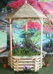 Wishing Well Planter - H2m x D1.2m