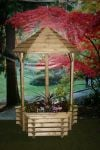 Wishing Well Wall Planter - Flatback - H2m x W1.2m