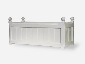 Versailles Fibreglass Trough Planter