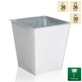 36cm Tall Cube Planter Insert - By Primrose™