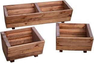 Northop Planters - Set of 3