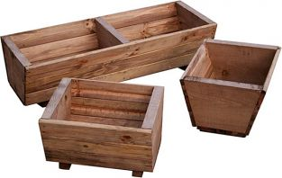 Denbigh Planters - Set of 3