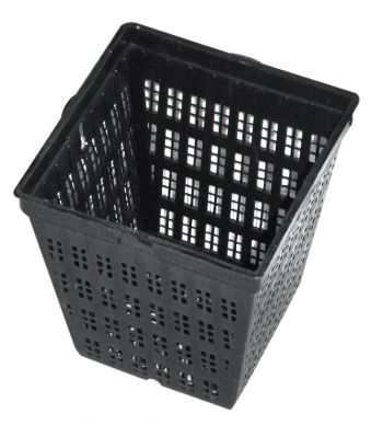 0.5L Square 9cm Aquatic Planting Basket - Pack of 5