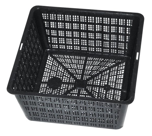 2L Square 19cm Aquatic Planting Basket - Pack of 3