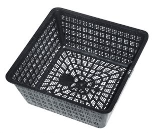 2.5L Square 20cm Aquatic Planting Basket - Pack of 3