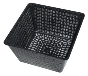 5L Square 24cm Aquatic Planting Basket - Pack of 3