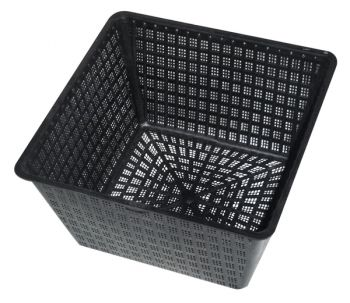 5L Square 24cm Aquatic Planting Basket - Pack of 5