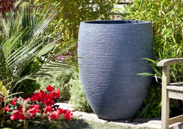 Contemporary Pot - Large  (85cm tall by 68cm wide)
