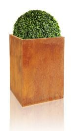 H60cm Tall Corten Steel Planter