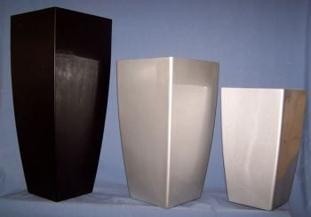 The Kudos Fibreglass Planter Range - (Large) 100cm Tall
