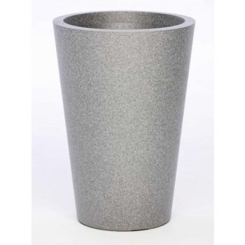 H70cm Vasaluce Planter in Grey
