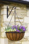 Smart Garden Hanging Baskets Set of Two Planters - 35.5cm