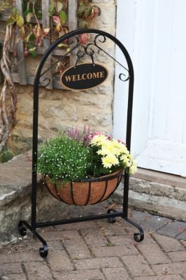 Smart Garden Welcome Planter