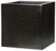 Poly Resin Square Planter� IV L50W50H50 BLK