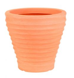 58cm Moroccan Planter in Terracotta Finish