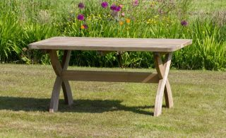 1.6m (5ft 3in) Harriet Rectangle Table FSC® by Zest 4 Leisure®