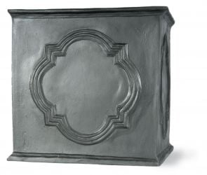 152cm Hampton Tank Planter in Faux Lead