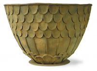 Large Fishscale Pot Planter