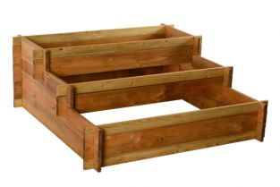 Stepped Raised Bed Planter 1.2m² (H40cm)