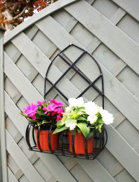 Gothic Wall Planter