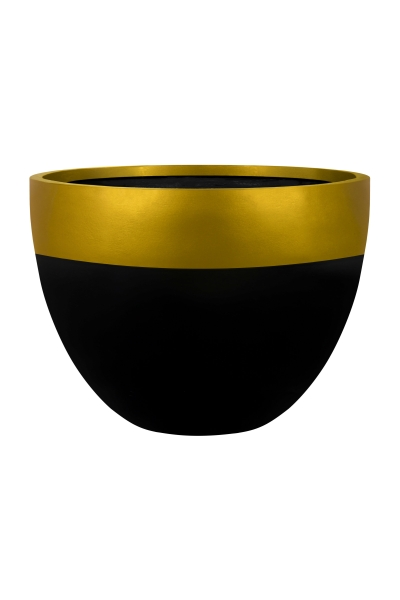 Egg Planter 40cm - Black Gold