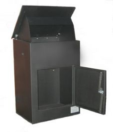 The Secure Parcel Box Large - H 30in (77cm)