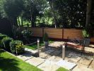 6ft x 3ft Bamboo Fence Panel with Frame by Papillon™