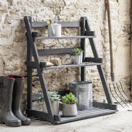 Latchmere 3 Tier Plant Stand in Pine