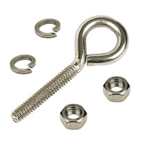 Galvanised Eyebolt Kit
