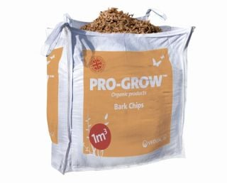 Pro-Grow Peat-free Bark Chip Fsc Certified - 1m3 Bulk Bag