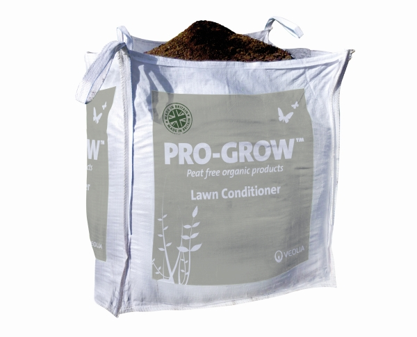 Pro-Grow Peat-free Lawn Conditioner - 1m3 Bulk Bag