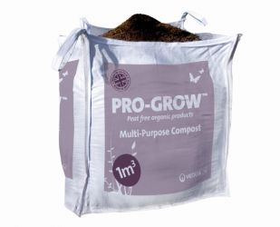 Pro-Grow Peat-free Multi-purpose Compost - 1m3 Bulk Bag