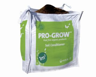 Pro-Grow Peat-Free Soil Conditioner - 1m3 Bulk Bag
