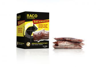 Rat & Mouse Killer Bait Sachets - 5x100g