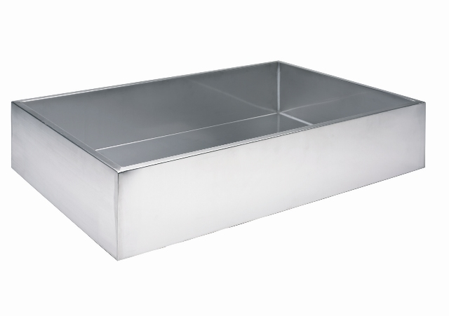 36L Stainless Steel Reservoir (60cm x 30cm)