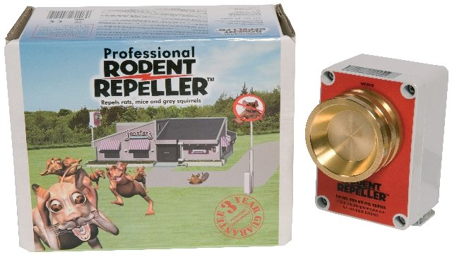 High Pressure Rat and Mouse Repeller