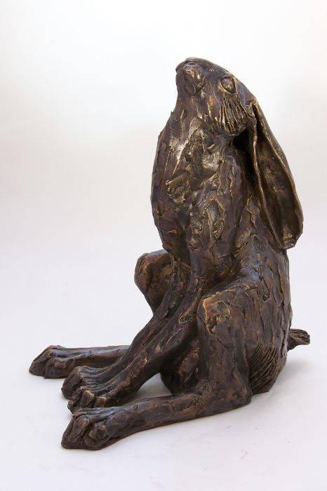 Hilda Hare Sculpture