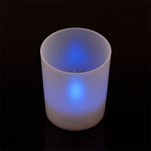 Flicker Flame Set Of 6 Led Tealights 163 2 99