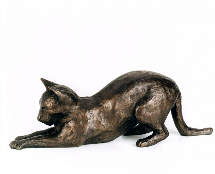 Tilly Cat Sculpture