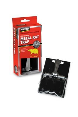 Procter Pest-Stop Easy-setting Metal Rat Trap