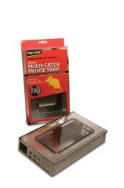 Procter Pest-Stop Multicatch Metal Mousetrap