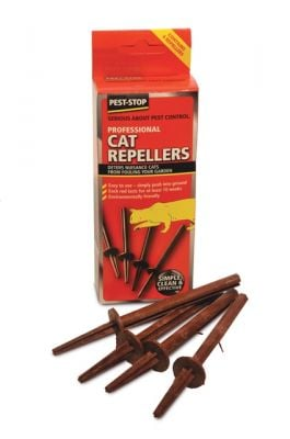 Procter Pest-Stop Cat Repeller Rods (pack of 4)
